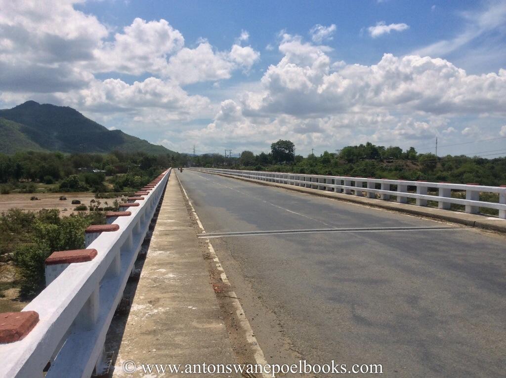 large bridge, vietnam