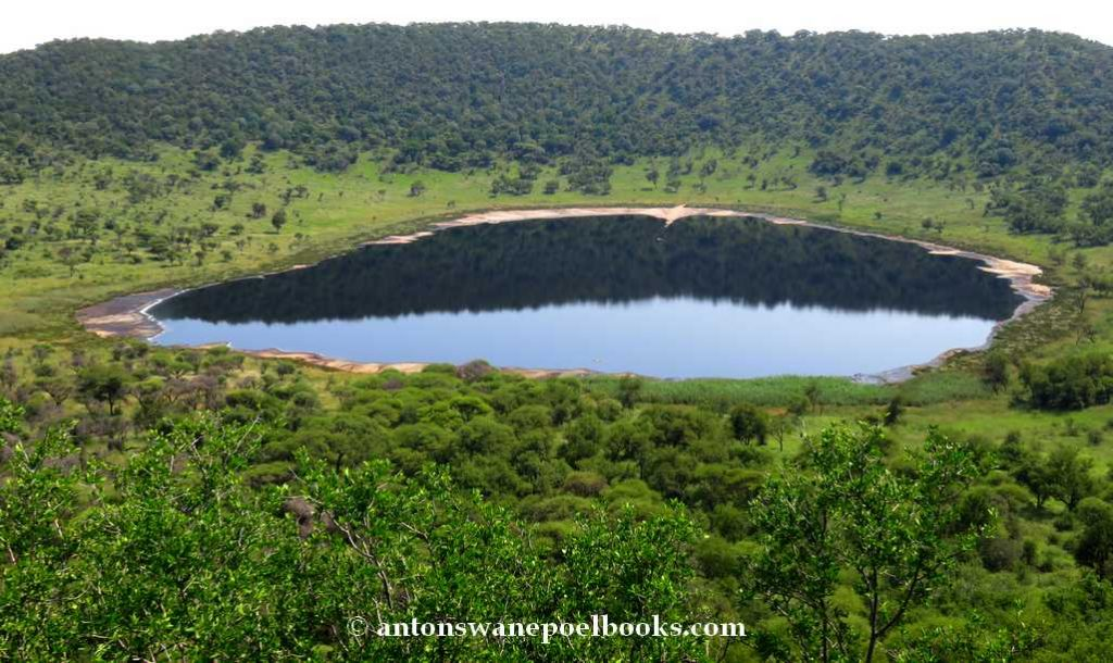 Tswaing Nature Reserve and Impact Crater, South Africa